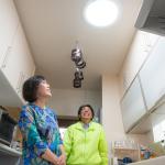 日当たりの悪いキッチンを明るくする方法|太陽のあかりと人工照明の違いがこんなに